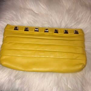 Gianni Bini Leather New W/tag Clutch